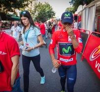 Bilbao - DAVID S. BUSTAMANTE 01/09/2016SANTANDER/ CANTABRIAEtapa 12 de la Vuelta Cliclista a España Corrales de Buelna - Bilbao